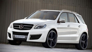 Kicherer Mercedes-Benz ML IMPACT