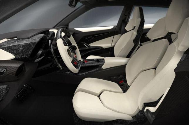 Lamborghini Urus Crossover Suv At Auto China 2012