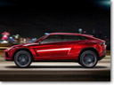 Lamborghini Urus Crossover SUV at Auto China 2012