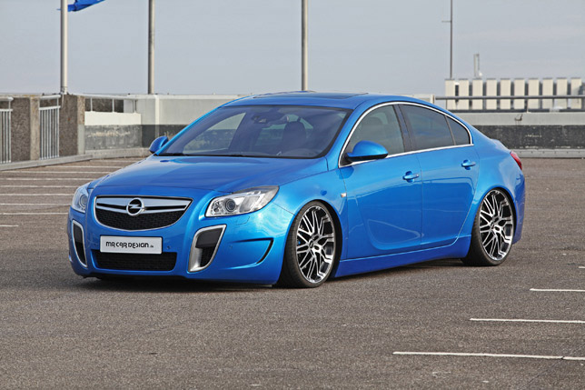 MR Car Design Opel Insignia OPC (2012)