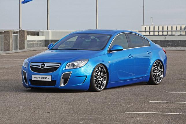 MR Car Design Opel Insignia OPC (2012)