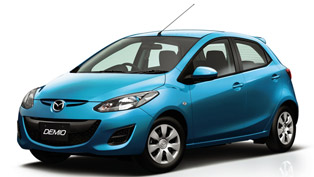 Mazda Demio and Mazda Premacy now upgraded