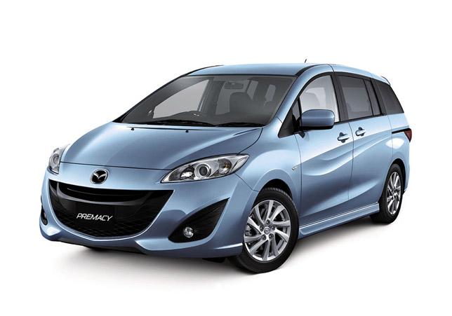 2012 Mazda Premacy 20S