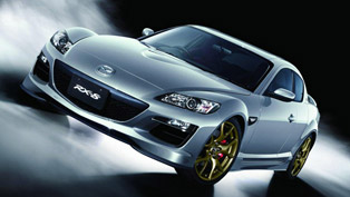2012 Mazda RX-8 SPIRIT R Special Edition With Extended Production