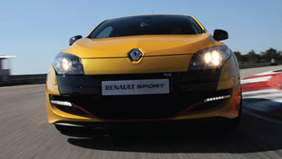 Renaultsport - 2012 Trackday Calendar