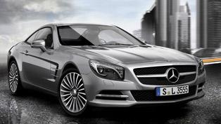 Original accessories for the Mercedes-Benz SL