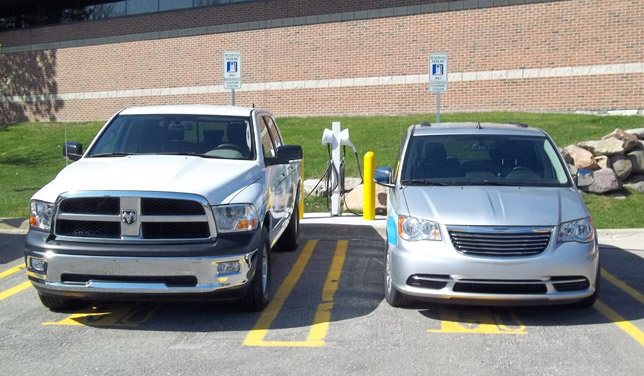 Ram and TC PHEV Vehicles