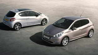 Peugeot 208 Ready for Orders