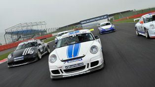 2012 Porsche GT3 Cup Challenge GB on April 7th and 8th