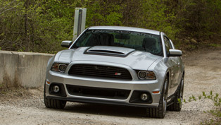 2013 roush staged ford mustang