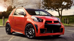 SR Auto Project Pryzm Scion iQ