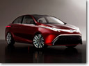 Toyota reveals three new concepts in Beijing