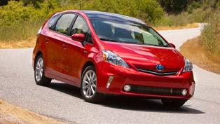 Toyota Prius+ for a Versatile Summer