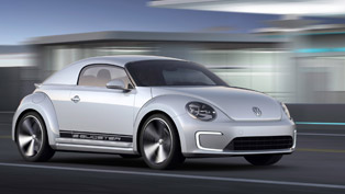 2012 Volkswagen E-Bugster Concept makes debut in Beijing