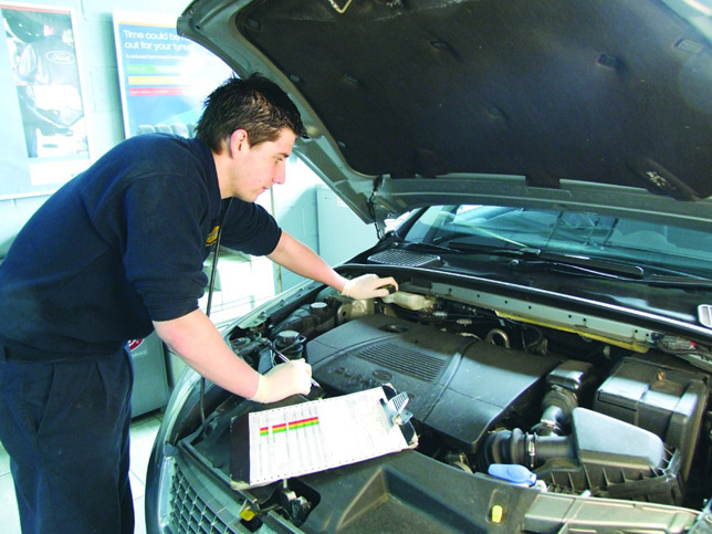 One of the best to drive fuel efficiently is to keep your vehicle always in good condition