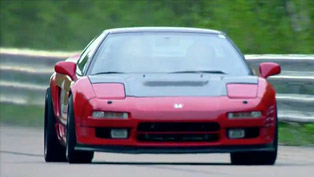 Honda NSX Twin Turbo vs Porsche 911 Turbo S [HD video]