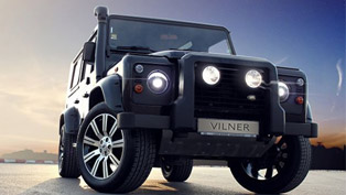 Land Rover Defender 2 by Vilner