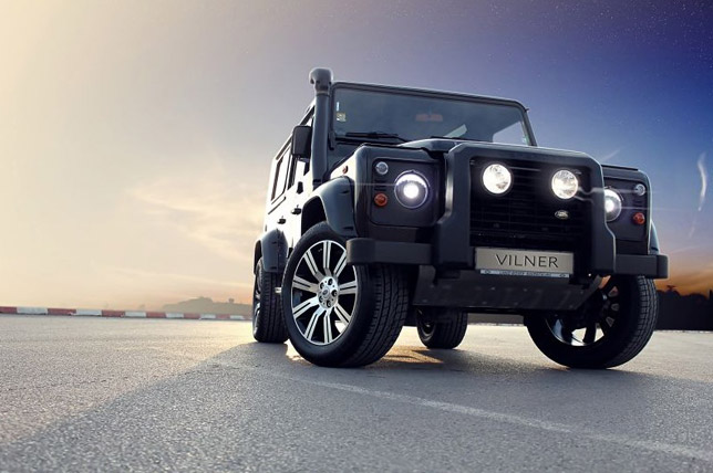 Vilner Land Rover Defender 2