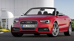2012 Audi A5 Cabriolet and 2012 Audi TT Roadster are the Best Road Trip Convertibles