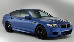 2012 BMW M3 and M5 UK - Performance Editions