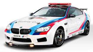 2012 BMW M6 F12 MotoGP Safety Car