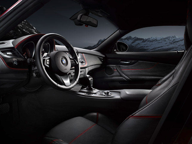 2012 BMW Zagato Coupé Interior
