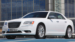 2012 Chrysler 300C UK - full details