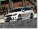 2012 EDO Competition Mercedes-Benz C 63 AMG T-Model with new power kit