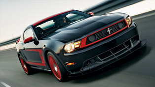 Ford Mustang Boss 302 Laguna Seca among 2012 Best of the Best Coupes and GTs
