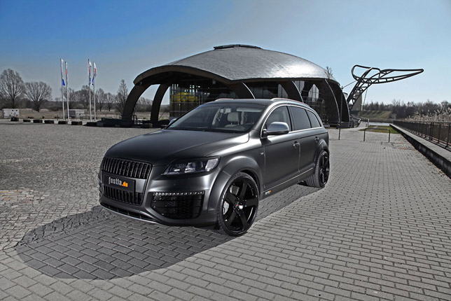 2012 Fostla Audi Q7 SUV