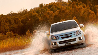 2012 Isuzu D-Max pick-up to be seen on the roads from July