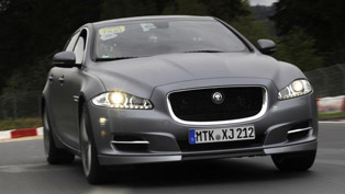 2012 Jaguar XJ Supersport - The new