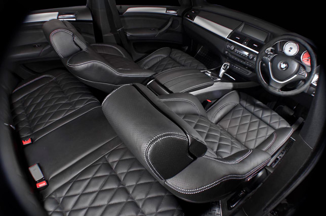 2012 Kahn BMW X5 5S 3.OD Interior