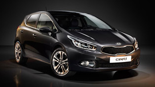 pricing announced for the 2012 kia cee'd range