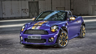 2012 MINI Roadster by Franca Sozzani - an inspiring design