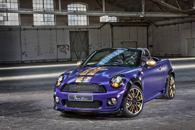 2012 MINI Roadster by Franca Sozzani