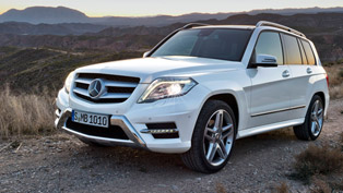 2012 Mercedes-Benz GLK Pricing Announced