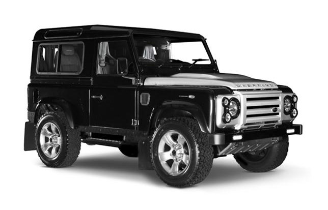 2012 Overfinch Land Rover Defender