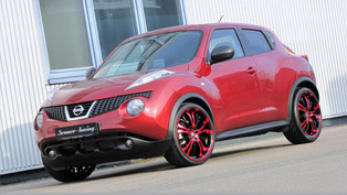 2012 senner nissan juke 20 tzunamee candy red will spice your life