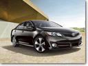 2012 Toyota Camry and Camry Hybrid with ECOcar Awards