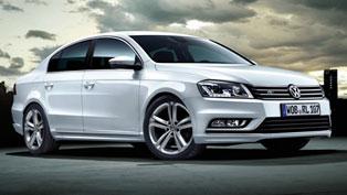 2012 Volkswagen Passat R-Line - Price €30 225