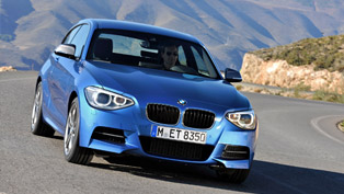 BMW comes out with the new three-door 2013 BMW 1 Series