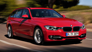 2013 BMW 3-Series Touring - Price £29 380