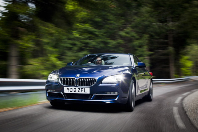 2013 BMW 6-Series Gran Coupe UK
