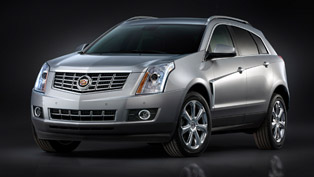 2013 Cadillac SRX with new Cargo Management System