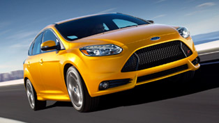 2013 Ford Focus ST with announced price
