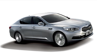 2013 Kia K9 Luxury Saloon equipped with V6 engine