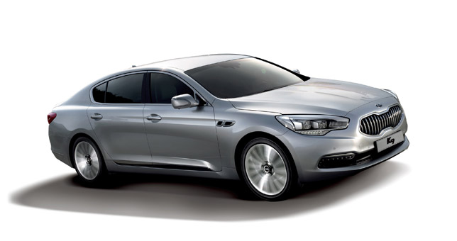 2013 Kia K9 Luxury Saloon