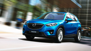 2013 Mazda CX-5 Receives Five Star Euro NCAP Safety Rating