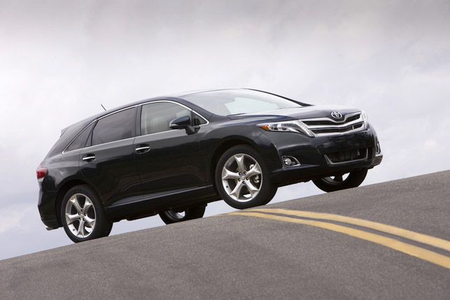 2013 Toyota Venza Crossover